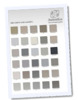 Accessories-The Greys and Earths colour chart