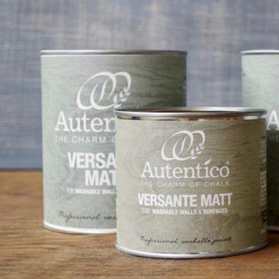 Autentico Chalk Paint - Versante Matt