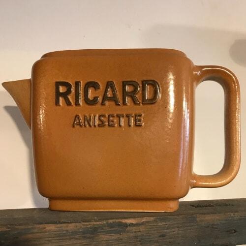 french, ceramic, ricard