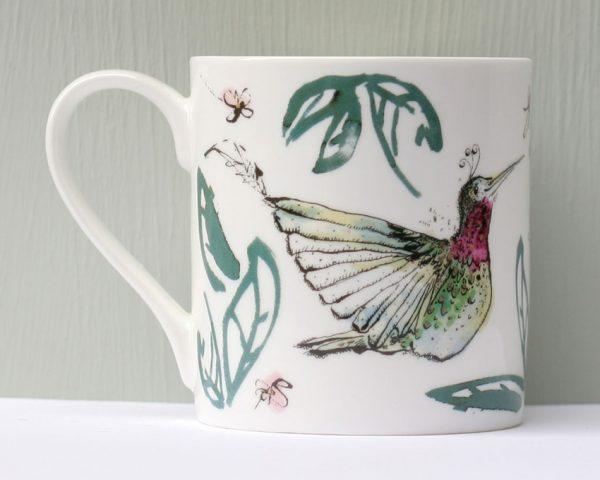 Anna Wright Garden Party Mug