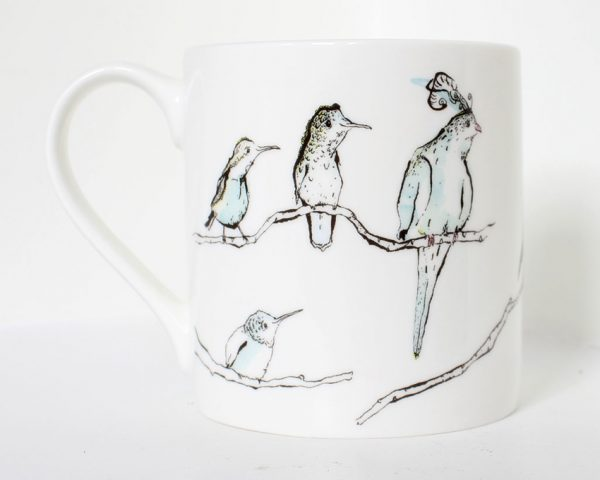 Anna Wright Hi Guys, I'm Back! Dodo Mug