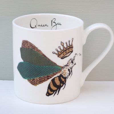 Anna Wright Queen Bee Mug