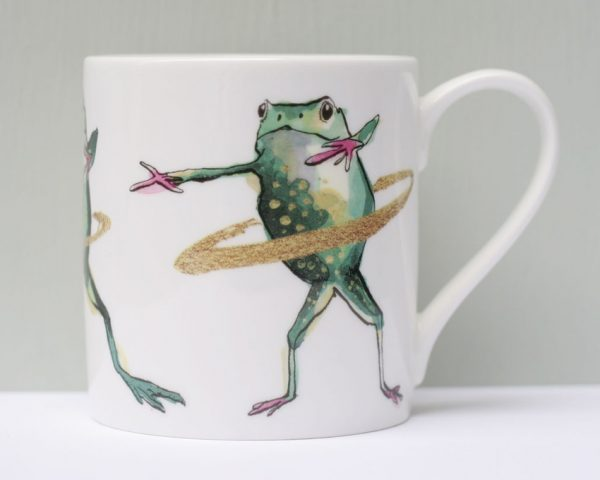 Anna Wright Work It! mug