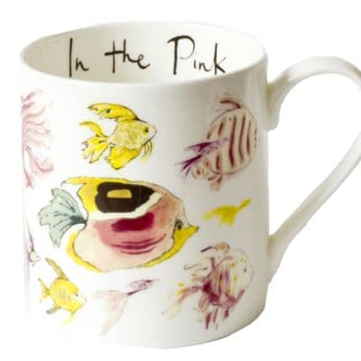 Anna Wright In the Pink Mug