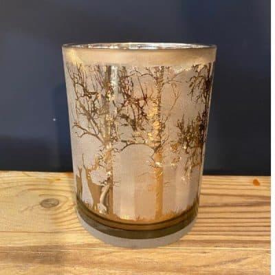 Rose Tealight, Glass