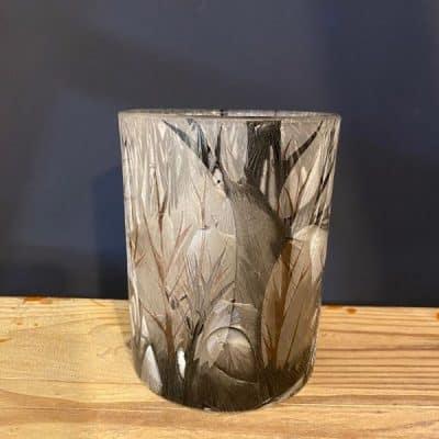 Glass Tea Light