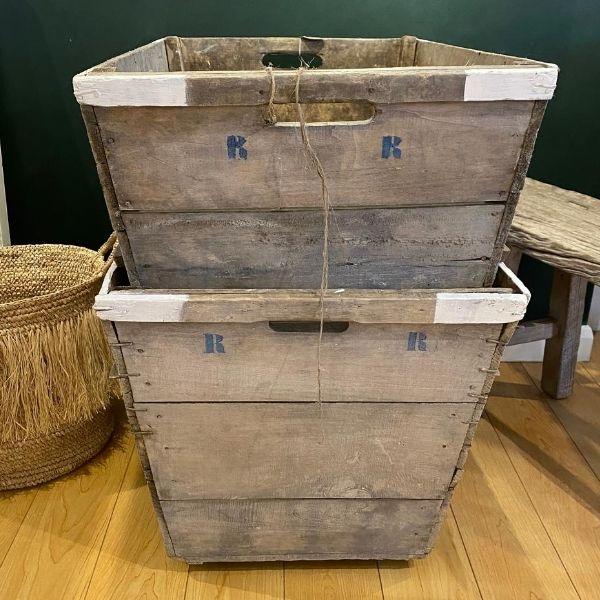 Crate, Vintage