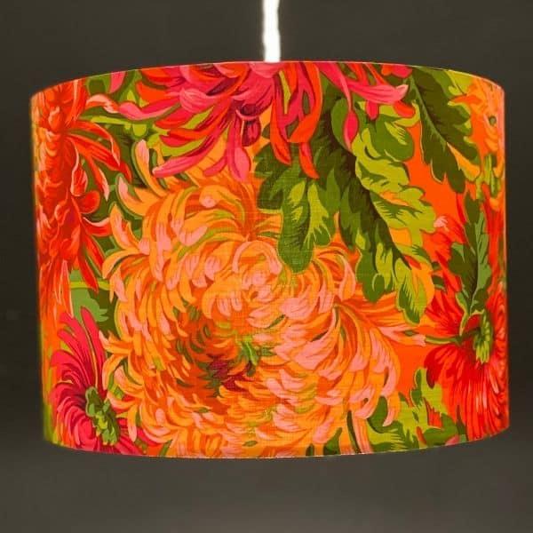 homemade lampshade