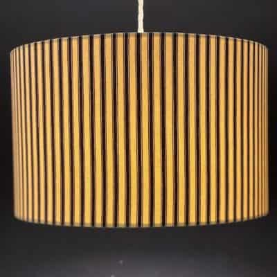 ticking lampshade