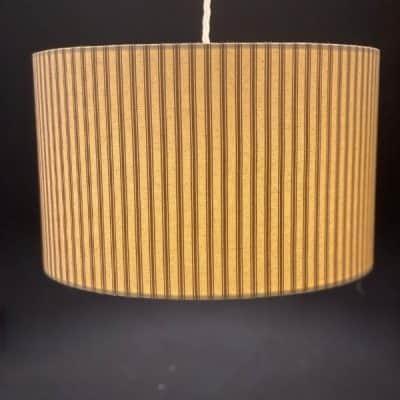 ticking lampshade