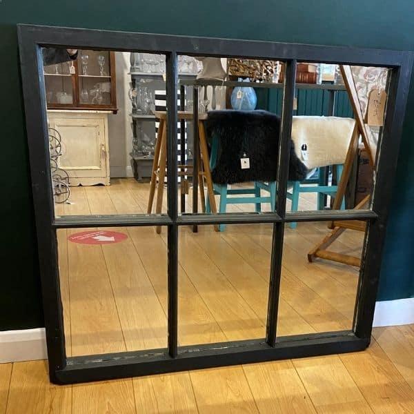 sash window mirror